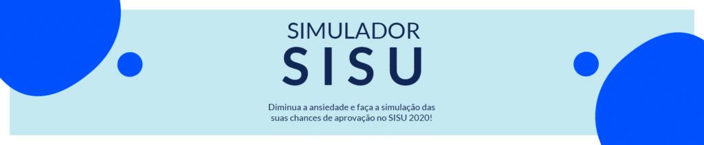banner Simulador Sisu 2020