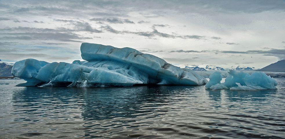 geleiras aquecimento global
