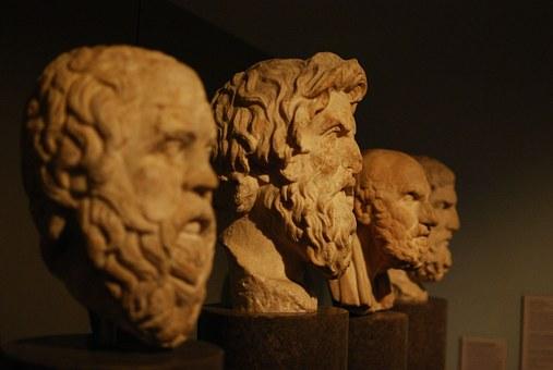 escultura aristoteles empirismo