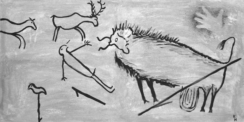 Arte rupestre: o que é, características