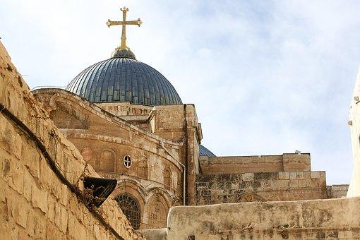 santo sepulcro as cruzadas