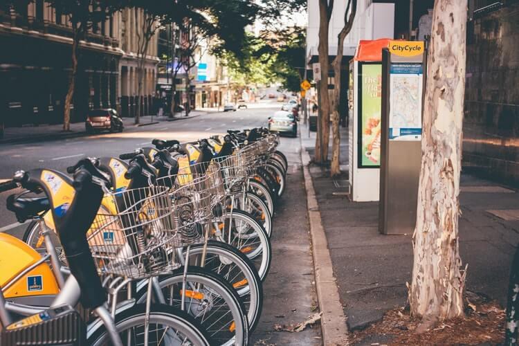 bicicletas sustentabilidade