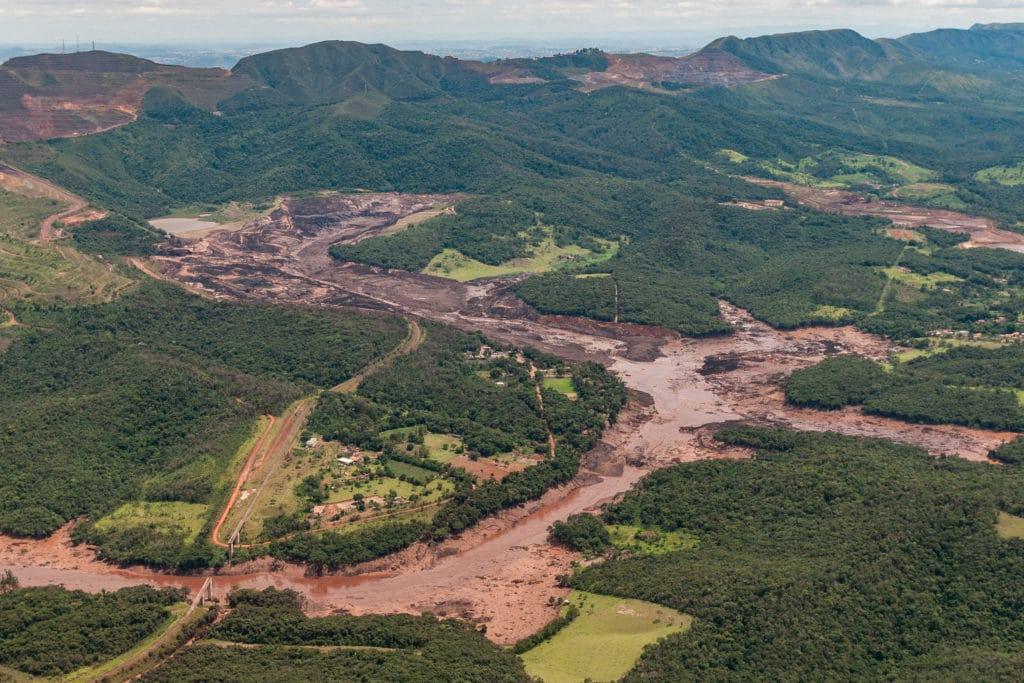 barragem de brumadinho