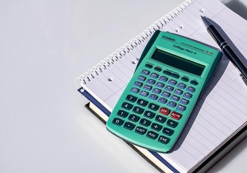 calculadora científica tronco de pirâmide