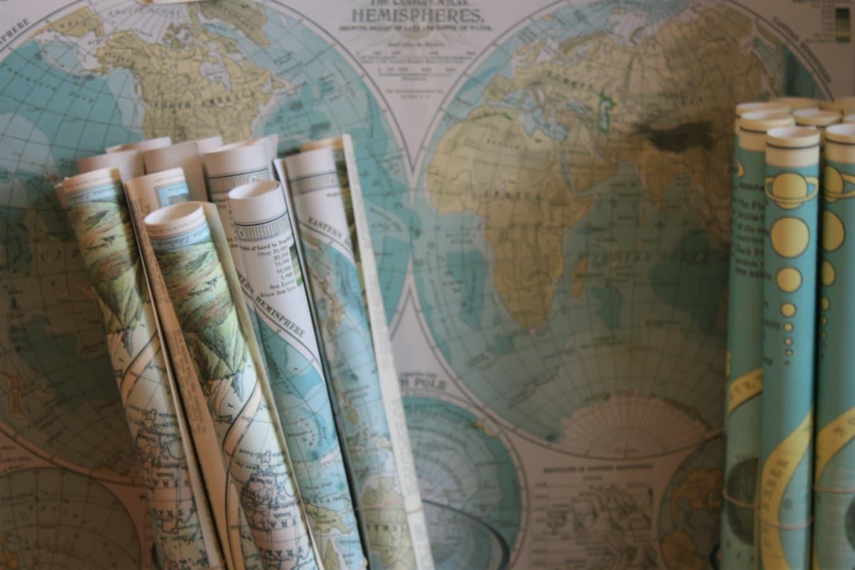 Cartografia: entenda tudo sobre o assunto!
