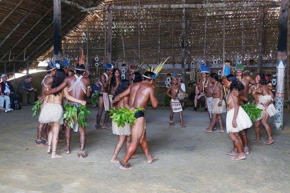 cultura indígena Brasil