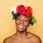 mulher negra sorrindo dia da consciência negra