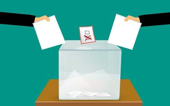 urna crise política no Brasil