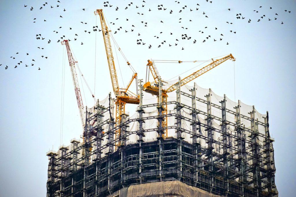 construção engenharia civil