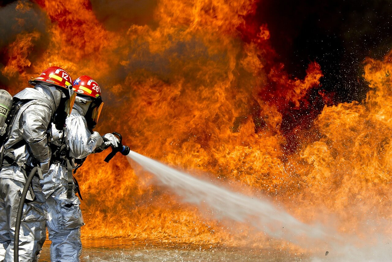 Extintores: descubra as classificações e o uso!
