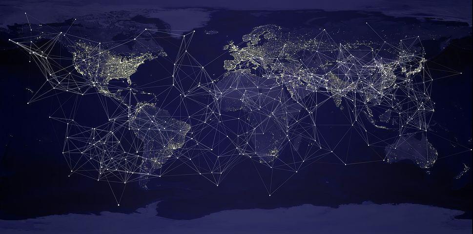 mapa mundi neoliberalismo