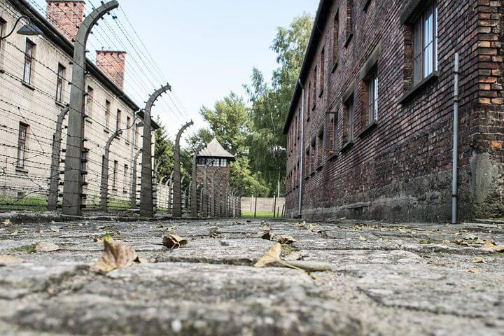 campo de concentração holocausto