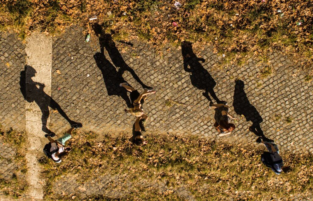 sombras sistema de cotas