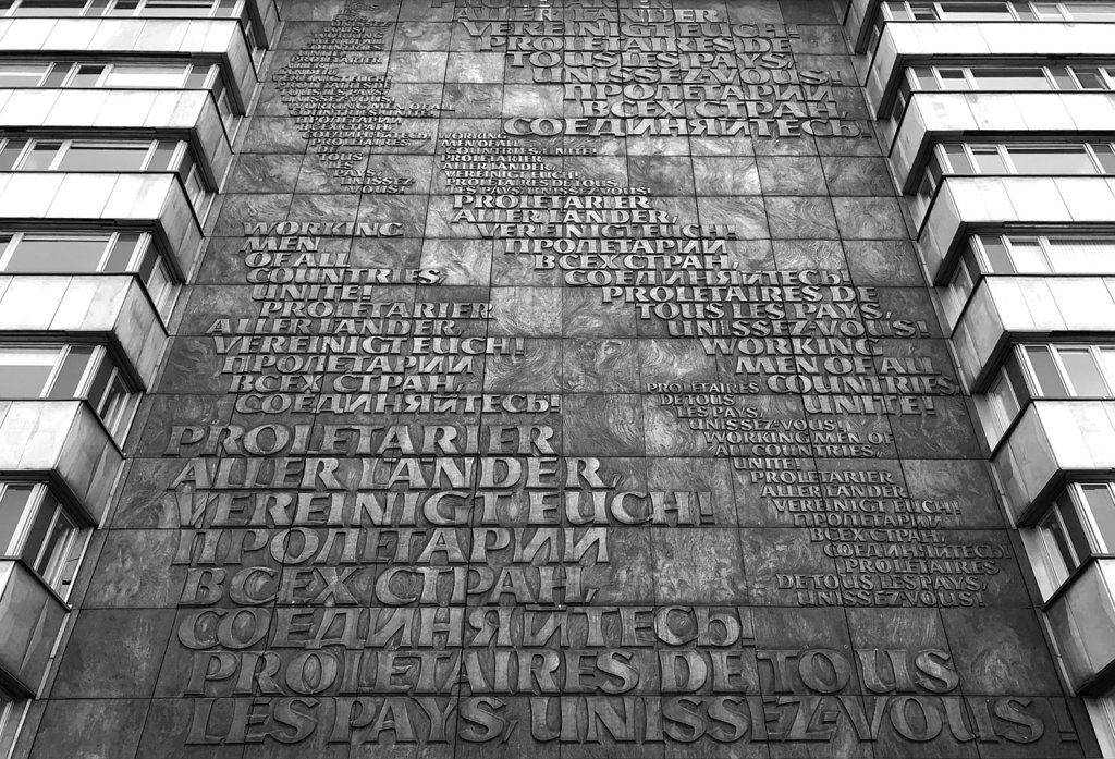 monumento karl marx