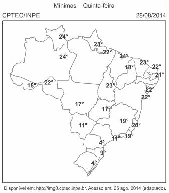 mapa exercicio fatores climáticos