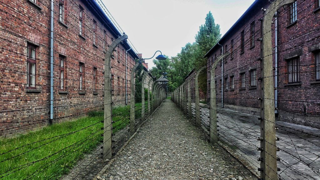 campo de concentração nazismo