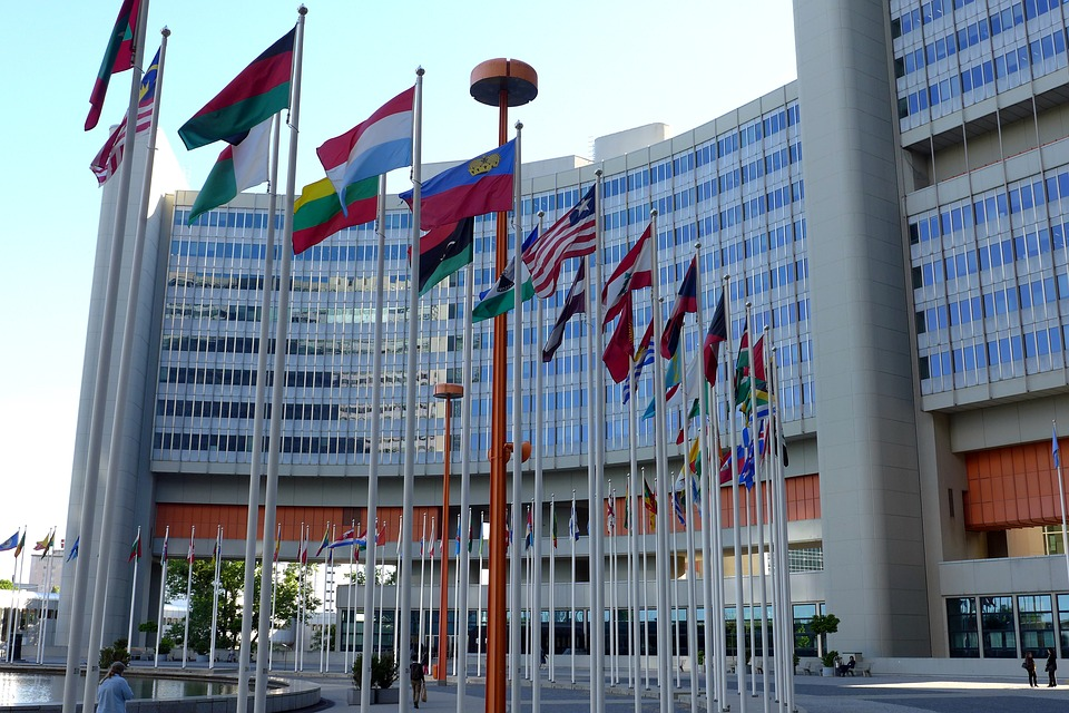 ONU relações internacionais