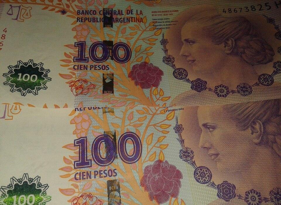 peso argentino macri