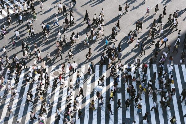 pessoas demografia