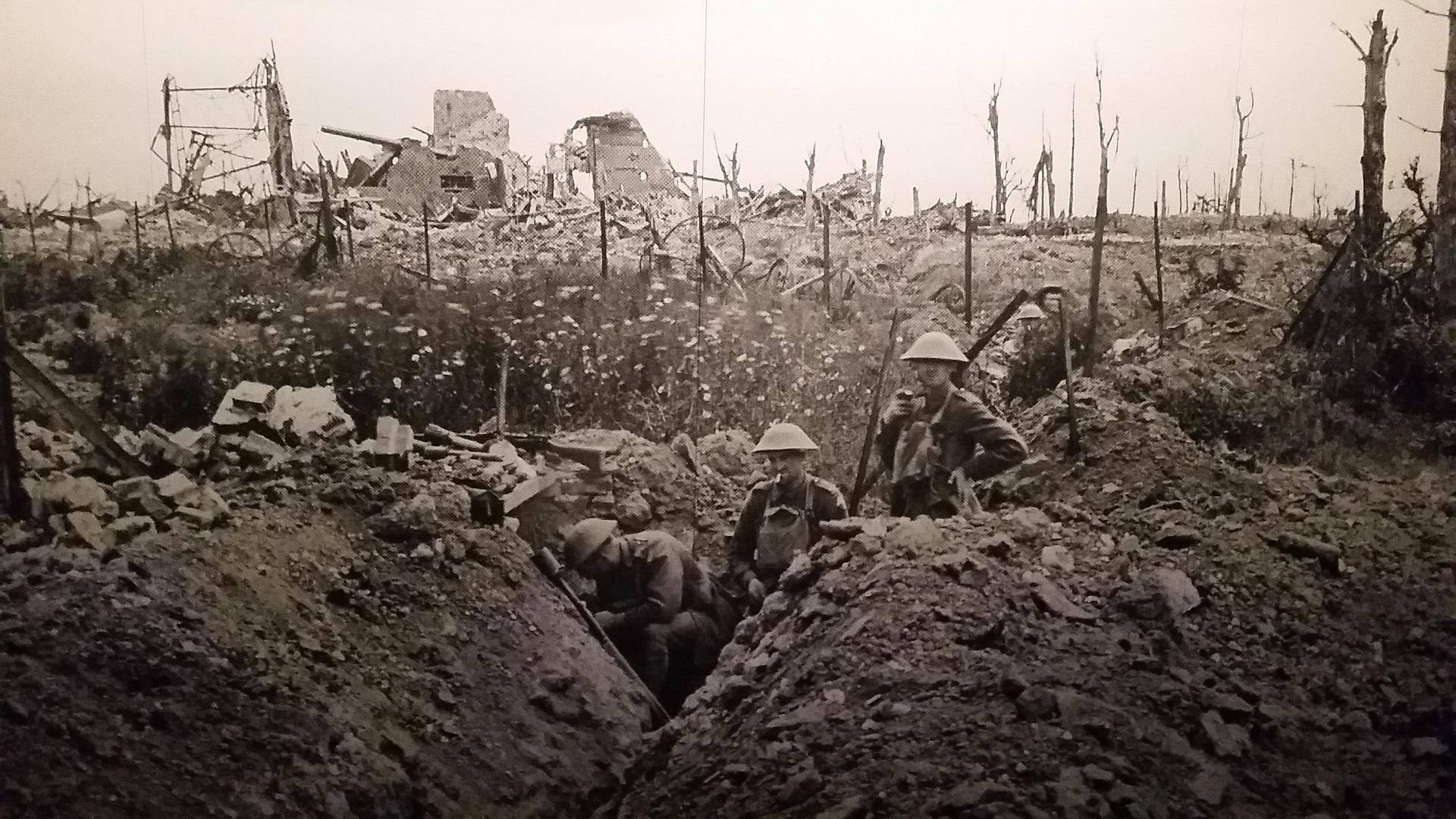 Primeira Guerra Mundial: entenda tudo o que aconteceu!