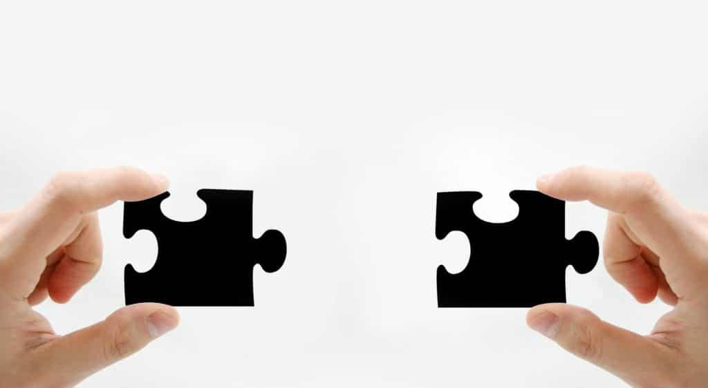quebra-cabeça coesão e coerência