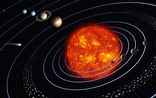 planetas teoria big bang